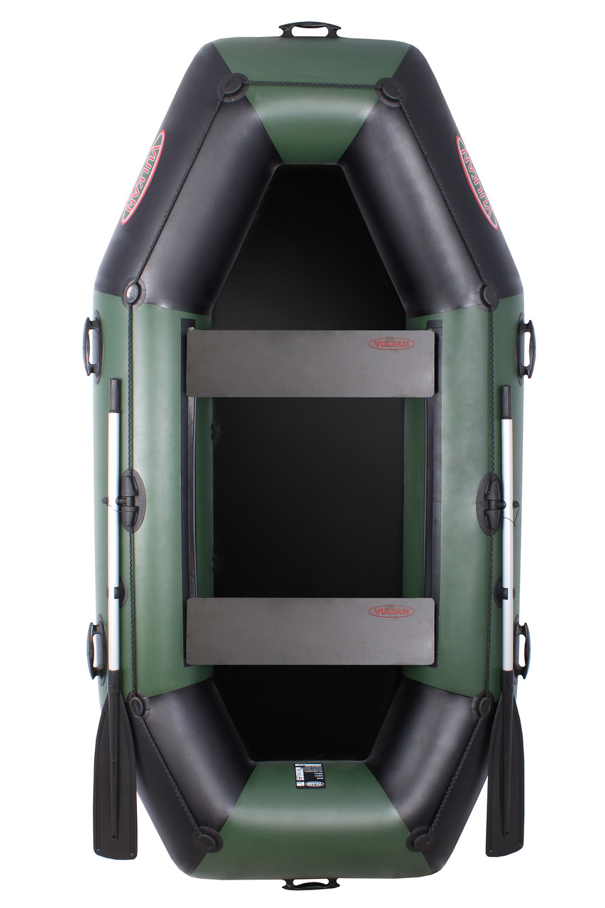 Двухместная гребная ПВХ лодка TB285 L(ps)