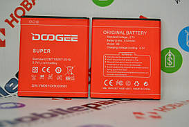 Оригинальный Аккумулятор АКБ (Батарея) для Doogee X5 | X5 PRO | X5S (3100mAh 3,7V)