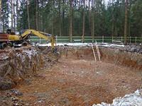 Выкопать котлован,пруд,бассейн,планировка Харьков