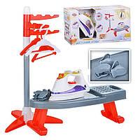 Детский утюг и набор для глажки Play Smart со звуком и светом