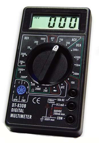 Мультиметр DT-830B (тестер), фото 1