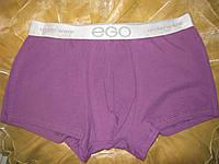 ЕGO трусы шорты мужские фиолетовые, фото 1