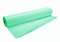 Простынь спанбонд одноразовая зеленая 0.8x100 м 20 пл.