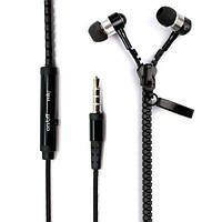 Наушники змейка с микрофоном C-803, фото 1
