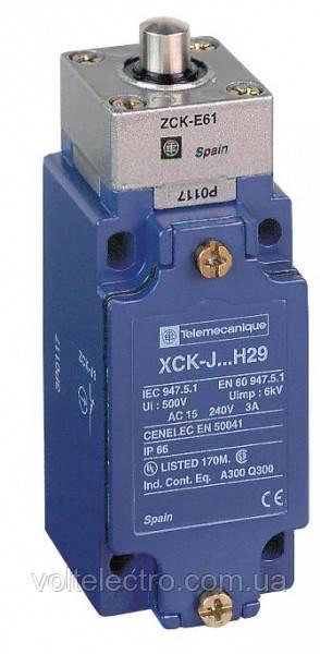 XCKJ161H29 Концевой выключатель плунжер