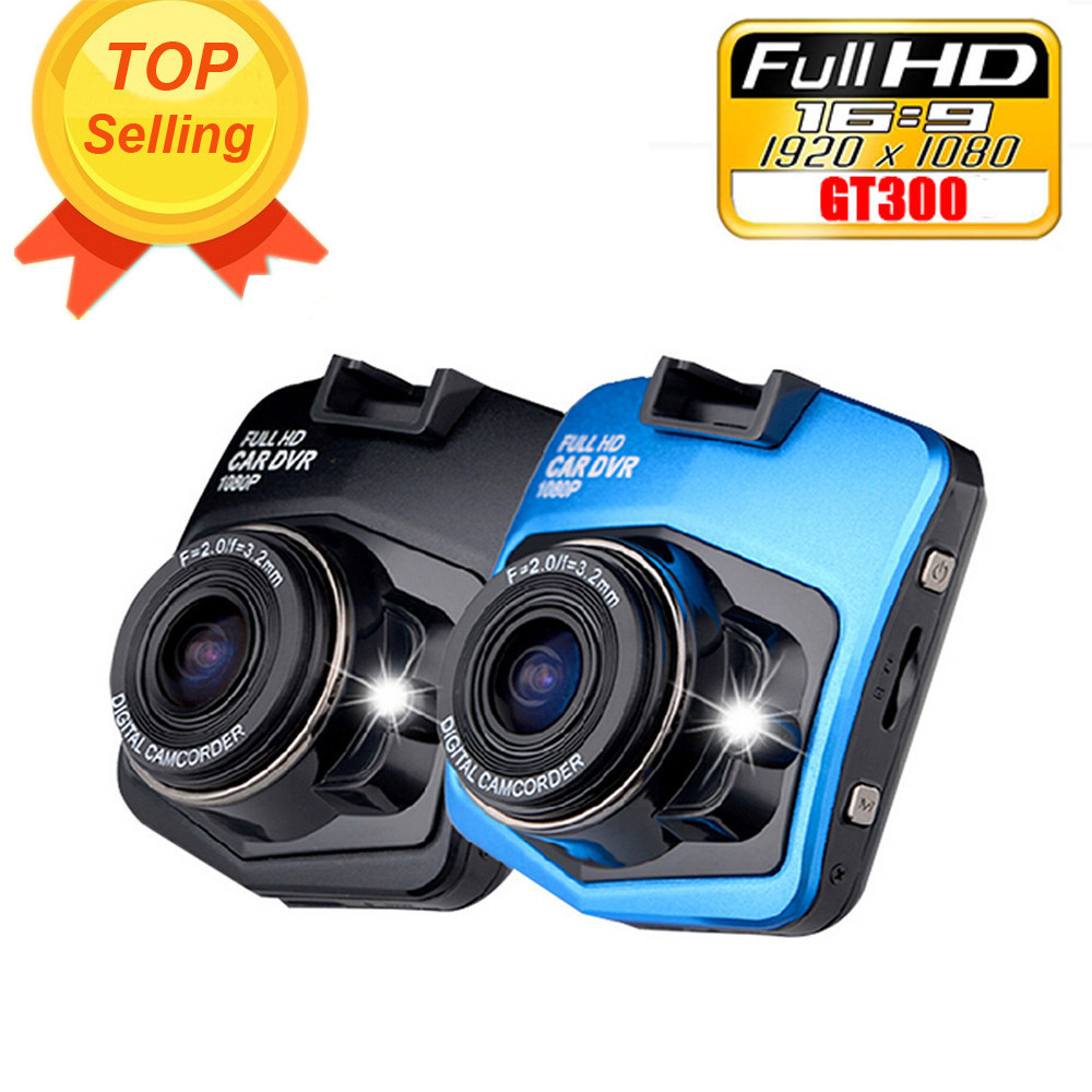 Видеорегистратор Blackbox Car DVR GT300 A8 Novatek FullHD 1080P , фото 1