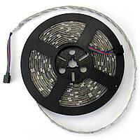 Светодиодная лента RGB 5050 30 LED/5 IP65, фото 1