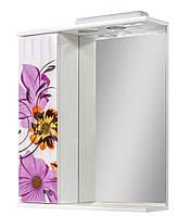 Зеркало для ванной 60-01 левое Летнее время