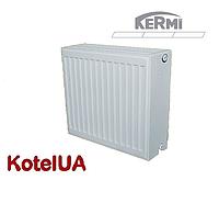 Стальной панельный радиатор Kermi тип 33 500х1100
