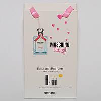 Moschino Funny мини парфюмерия в подарочной упаковке 3х15ml DIZ