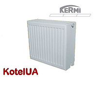 Стальной панельный радиатор Kermi тип 33 300х1200
