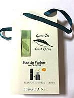 Green Tea от Elizabeth Arden мини парфюмерия в подарочной упаковке 3х15ml DIZ