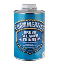Разбавитель и очиститель для красок Hammerite (Brush Cleaner & Thinners) 1л