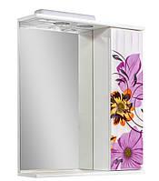 Зеркало для ванной 60-01 правое Летнее время
