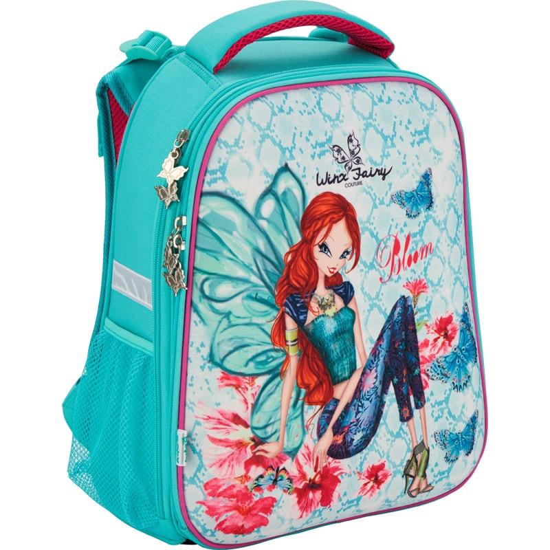 Детский рюкзак винкс для первого класса рюкзаки deuter act lite 60 10 el купить