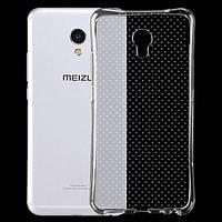 Силиконовый ультратонкий чехол для Meizu MX6
