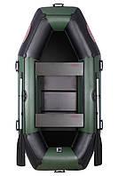 Двухместная гребная ПВХ лодка TB285 LST(ps)