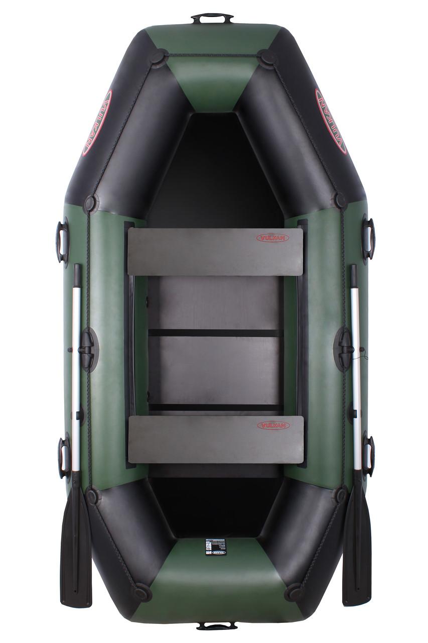 Двухместная гребная ПВХ лодка TB285 LS(ps)