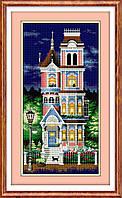 Алмазная мозаика Dream Art Викторианский шарм (полная зашивка, квадратные камни) (DA-30023) 30 х 60 см
