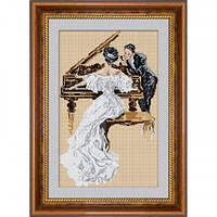 Алмазная живопись Dream Art Восхищение (полная зашивка, квадратные камни) (DA-30074) 37 х 56 см