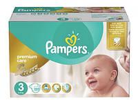 Подгузники Памперс Pampers Premium Care Midi 3 (5-9кг.) 120шт.