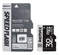 Карта памяти microSDHC 32Gb Remax (Class 10)
