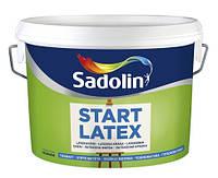 Грунтовочная краска для впитывающих поверхностей Sadolin START LATEX (Старт Латекс) 2,5л
