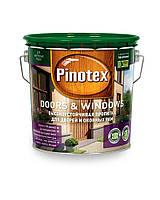 Пропитка для дерева PINOTEX DOORS & WINDOWS (Дор и Виндовс) 3л
