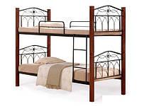 Кровать Миранда 90 и матрас Слим Ролл, фото 1