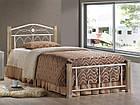 Кровать Миранда 90 и матрас Стандарт Каштан, фото 8