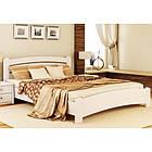 Кровать Венеция Люкс 160 и матрас Эпсилон 101 - Орех темный, фото 4