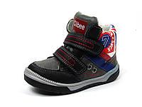Демисезонные ботинки Clibee,р 21, фото 1