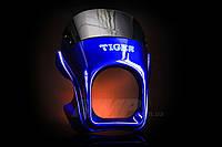 Ветровик мотоциклетный ТИГР синий