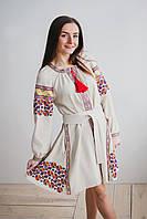 Жіноча вишита сукня Pt-1228