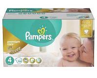 Подгузники Памперс Pampers Premium Care Maxi 4 (8-14кг.) 104шт.