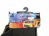 Коврики в салон Opel Astra H / Опель Астра H (2004 - 2014 г), текстильные, 5 шт