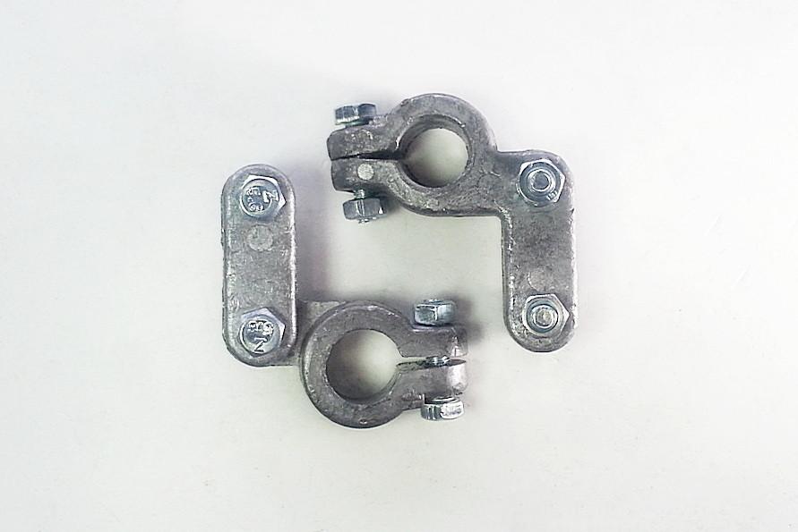 Клеммы аккумулятора свинцовые 2 шт комплект (3307-3724080-11)