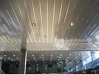 Реечный потолок сист.  цвет  супер металлик