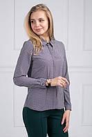 Женская блуза в деловом стиле