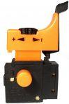 Кнопка на дрель 500-1200 Вт (Einhell, Stern, Craft, Ferm, Wintech, Темп, Ритм) кн10