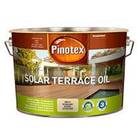 Деревозащитное масло на водной основе PINOTEX SOLAR TERRACE OIL (Террасное масло) 10л