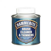 Hammerite™  BRUSH CLEANER AND THINNERS растворитель для работы с краской ТМ Hammerіte™ 0,25л