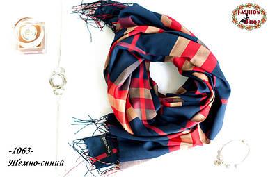 Стильный двусторонний шарф Burberry (реплика)