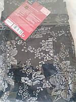 Брюки джинсовые женские с цветочным печатным рисунком Tchibo Германия 38