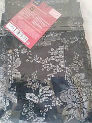 Штани джинсові жіночі з квітковим друкованим малюнком Tchibo Німеччина Розмір: 44(EUR) 50(UKR)