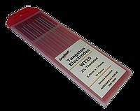 Вольфрамові електроди WT20 2,4 мм (торій / червоний)