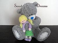Мыло Мишка с куклой