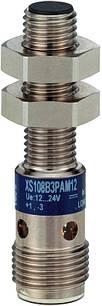 XS608B1PAM12 Індуктивний датчик циліндр АЛЕ NPN 2.5 мм