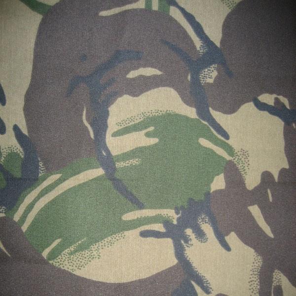 Ткань камуфляжная саржа МО-ВО DPM британец