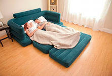 Надувна меблі: ліжка, дивани, крісла